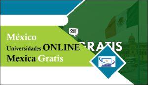 Universidades Online Mexicanas