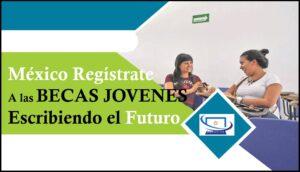Regístrate A Las Becas Jóvenes Escribiendo El Futuro