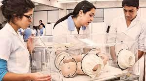 enfermería y obstetricia